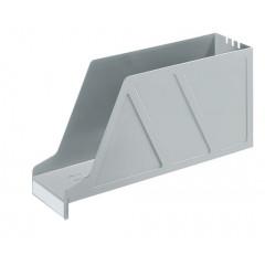 Opbergcassette Leitz PP 160mm horizontaal grijs