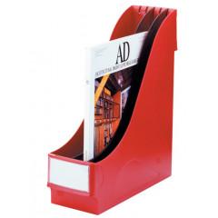 Tussenschot vr tijdschriftencassette standaard rookglas