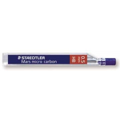Potloodstift Staedtler mars micro HB 0,5mm (12)