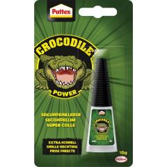 Secondelijm Pattex Crocodile Power 10g
