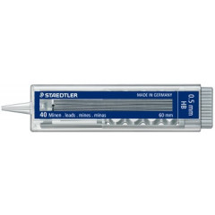 Potloodstift Staedtler Mars Micro Carbon 255 HB 0,5mm (40)