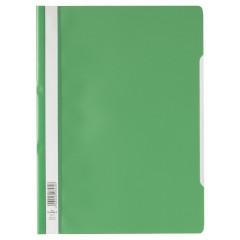 Snelhechtmap Durable A4 PP groen (50) (D257305)