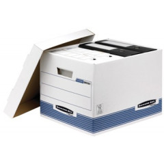 Archiefcontainer Fellowes Bankers Box 28,5x38x33,3cm blauw