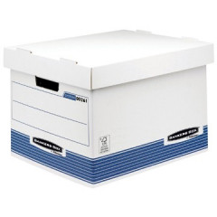 Archiefcontainer Fellowes Bankers Box 28,5x38,33x3cm blauw (2)