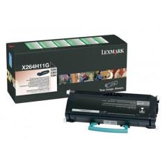 Lexmark laser X264/X363 toner 264H11G BK