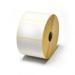 Thermisch etiket op rol 70x48mm permanent