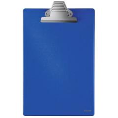 Klemplaat Esselte Heavy Duty PP A4 blauw