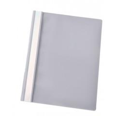 Snelhechtmap Esselte PP A4 grijs (25)