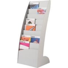 Folderhouder Paperflow Exposito Courbo grijs