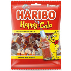 Snoep Haribo Happy Cola 185g