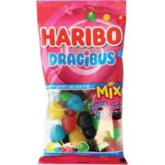 Snoep Haribo Dragibus Duomix 130g