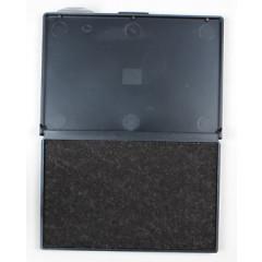 Stempelkussen STAR 11x7cm zwart