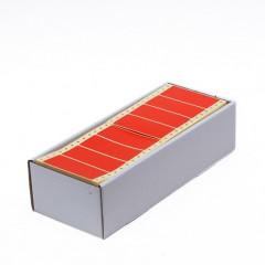 Etidata 89x36.1 1-banig rood (4000)