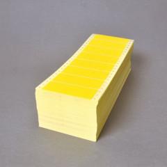 Etidata 089x36 1-banig geel 4000etik/d
