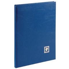 Postzegelalbum Pagna A4 karton 32vel blauw