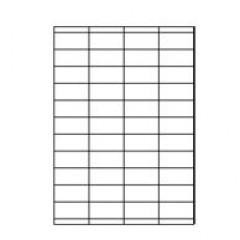 Etilaser 44 etik/blad 52.5x25.4 500bl/d