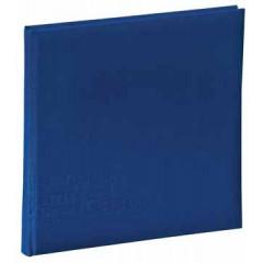 Gastenboek Pagna europe 24,5x24,5cm blauw