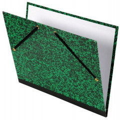 Tekenmap Canson studio 26x33 cm groen/zwart