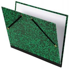 Tekenmap Canson studio 28x38 cm groen/zwart