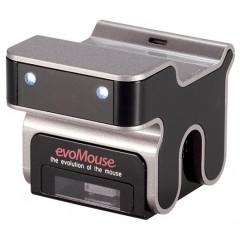 Ergonomische muis R-Go evomouse zilver/zwart