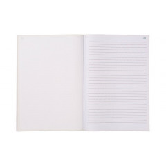 Orderboek Exacompta 29,7x21 2-voud gelijnd