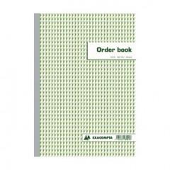 Orderboek Exacompta 28,7x21 3-voud gelijnd
