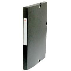 Elastobox 5 Star A4 karton 2,5cm zwart