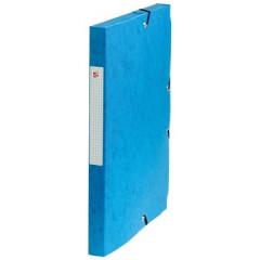 Elastobox 5 Star A4 karton 2,5cm donkerblauw