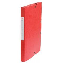 Elastobox 5 Star A4 karton 2,5cm rood