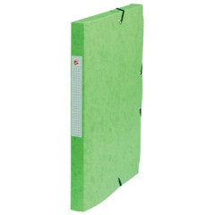 Elastobox 5 Star A4 karton 2,5cm groen