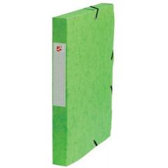 Elastobox 5 Star A4 karton 4cm groen