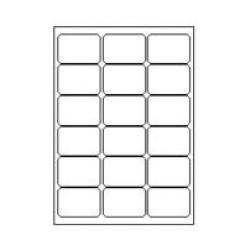 Etilascop 18 etik/blad 65x46 100bl/d