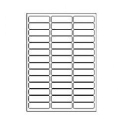 Etilascop 42 etik/blad 65x20 100bl/d