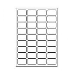 Etilascop 36 etik/blad 48x31 100bl/d
