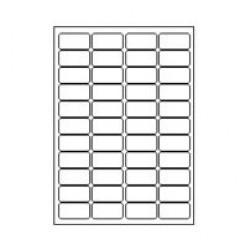 Etilascop 44 etik/blad 48x25,4 100bl/d