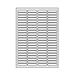 Etilascop 88 etik/blad 48x12.7 100bl/d