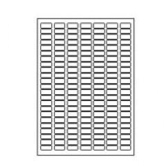 Etilascop 161 etik/blad 25x12 100bl/d