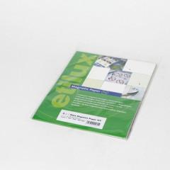 Magnetic paper din A4 wit mat 0.42mm (5)