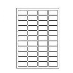 Etiprime 44 etik/blad 50x25 100bl/d