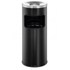 Vuilnisbak Durable Safe met vlamdover 17l zwart
