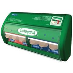 Pleisterautomaat Salvequick incl. pleisters