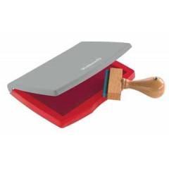 Stempelkussen Pelikan 7x11cm rood
