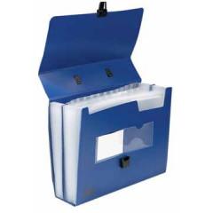 Voorordner Beautone PP A4 26-vaks blauw