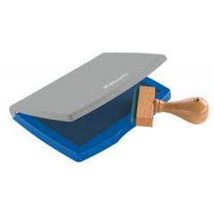 Stempelkussen Pelikan 7x11cm blauw
