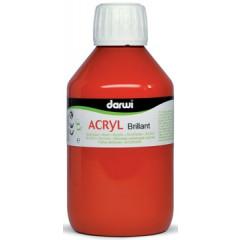 Acrylverf Darwi glanzend 250ml vermijoen