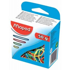 Elastieken Maped 50gr assorti