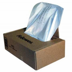 Opvangzak voor papiervernietiger Fellowes 23-28L (100)