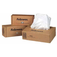 Afvalzak voor papiervernietiger Fellowes C-320/C-420 (50)