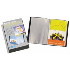 Showalbum Beautone PP A4 100 tassen personaliseerbaar zwart