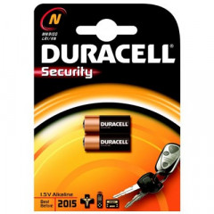 Batterij Duracell Security MN9100 N 1,5V (2)